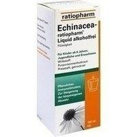ECHINACEA RATIOPHARM Liquid alkoholfrei 100 ml