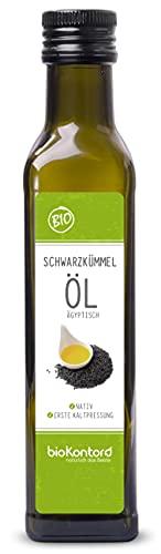 Schwarzkümmelöl ägyptisch BIO 250 ml I...