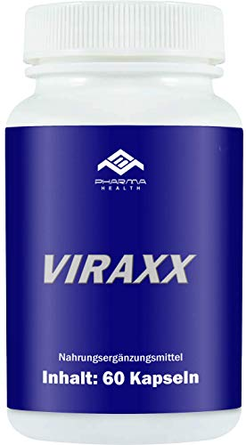 Viraxx für Männer | Tribulus Terrestris | 60...