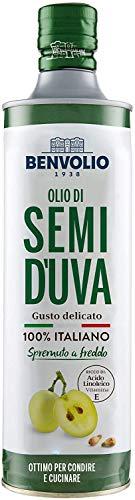 BENVOLIO 1938 Traubenkernöl Kaltgepresst 100%...