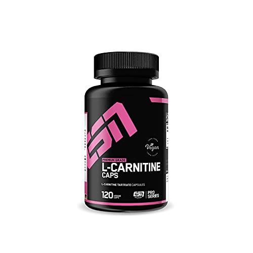 ESN L-Carnitine Caps, 120 Kapseln, L Carnitin...