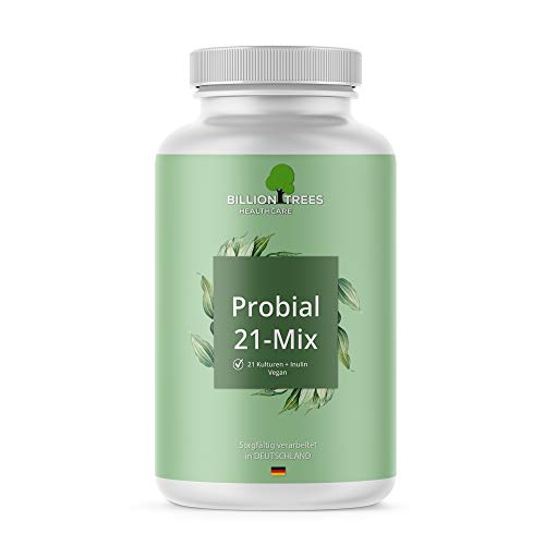Probial 21 Mix   21 Bakterienstämme + Maximum an...