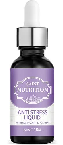 Saint Nutrition Anti Stress Hanföl –...