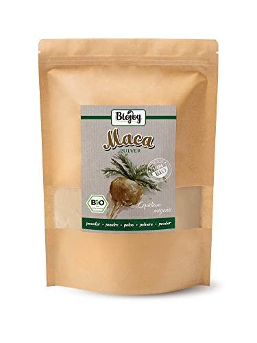 Biojoy BIO-Maca Pulver aus Peru, Lepidium meyenii...