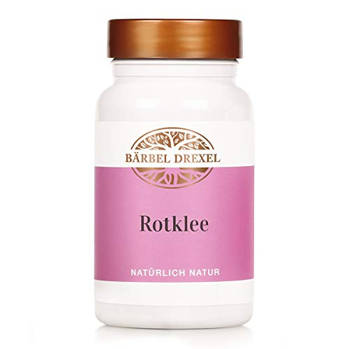 BÄRBEL DREXEL® Rotklee Kapseln (Isoflavone)...
