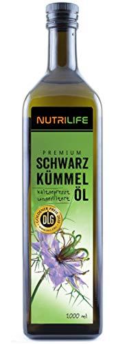 Kräuterland Schwarzkümmelöl ungefiltert,...