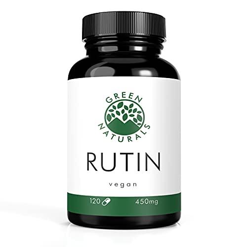 Rutin (120 Kapseln á 450mg) - deutsche...