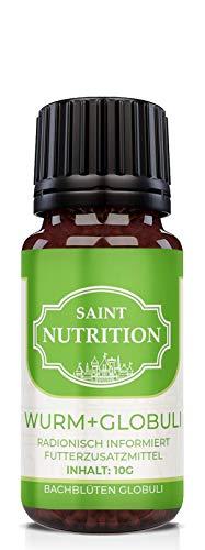 Saint Nutrition Entwurmungs Globuli – für...