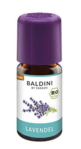 Baldini - Lavendelöl Bio, 100% Naturreines...