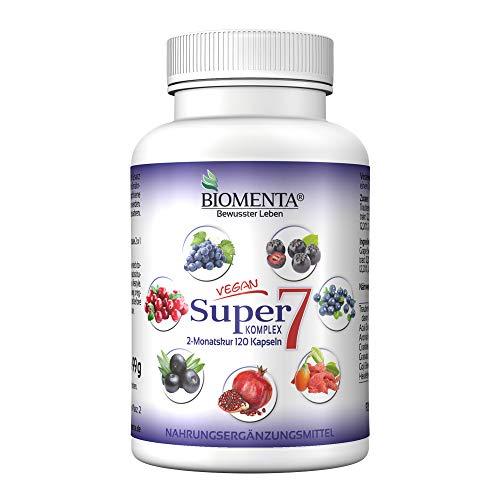 BIOMENTA Super7 – Früchte Mix Komplex – mit...