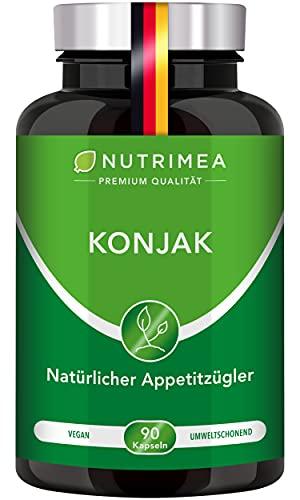 Abnehmen mit Glucomannan aus Konjak Wurzel |...