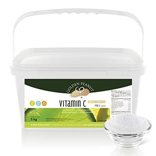 Vitamin C 5 kg | Ascorbinsäure | natürliches...