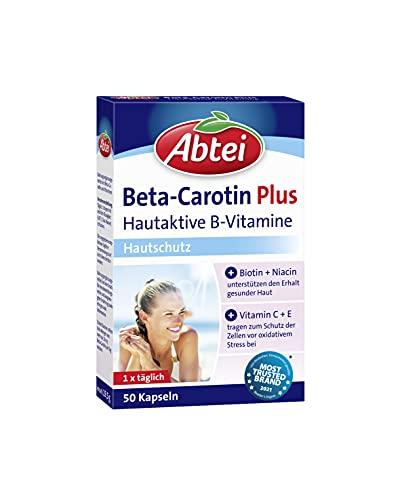 Abtei Beta-Carotin Plus -...