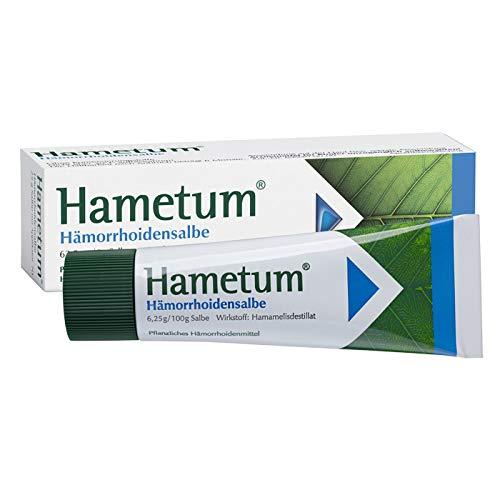 Hametum Hämorrhoidensalbe – Lindert die...
