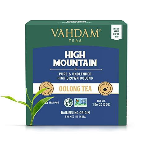VAHDAM, Himalayan Oolong Tee (30 Teebeutel) -...