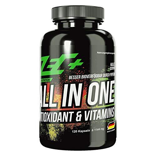 ZEC+ ALL in ONE Antioxidantien & Vitamine - 120...