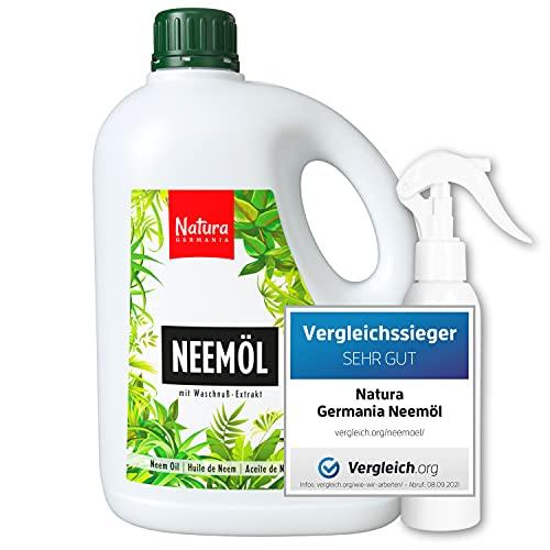 Natura Germania® Neemöl (Niemöl) mit...