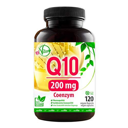 MeinVita Coenzym Q10, extra hochdosiert mit 200mg...