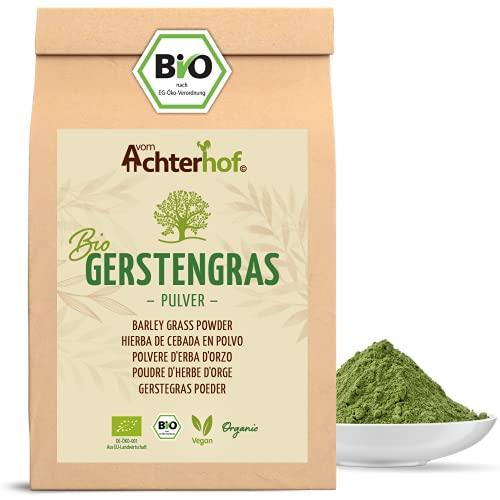Gerstengras Pulver BIO (500g) | Aus deutschem...