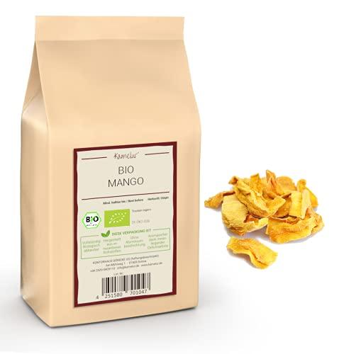 Kamelur 1kg BIO Mango getrocknet, ungeschwefelt...