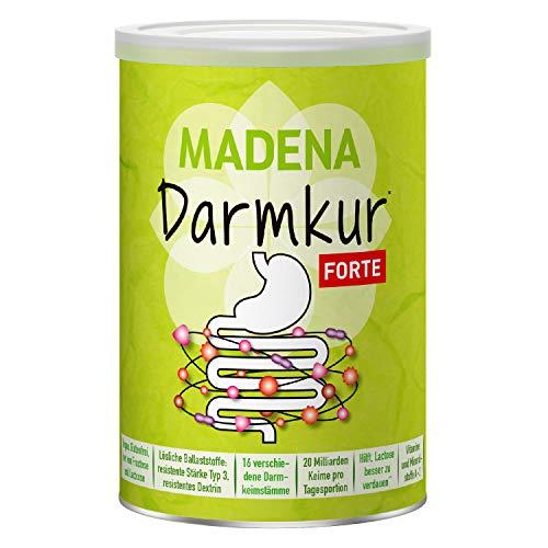 MADENA Darmkur Forte | 16 verschiedene...