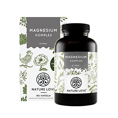 Magnesium Komplex - 400mg elementares Magnesium je...