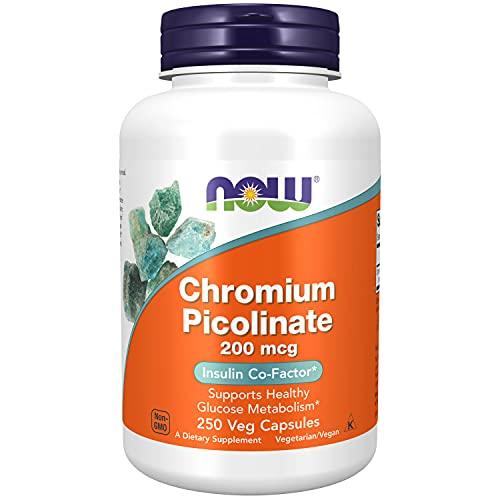 Now Foods I Chromium Picolinate 200mcg I Insulin...