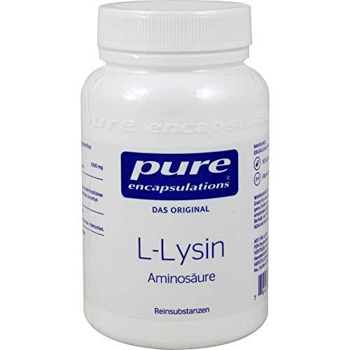 Pure Encapsulations - L-Lysin - Essentielle...