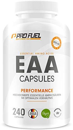 EAA Kapseln hochdosiert 240 Giga Caps mit je 1000...