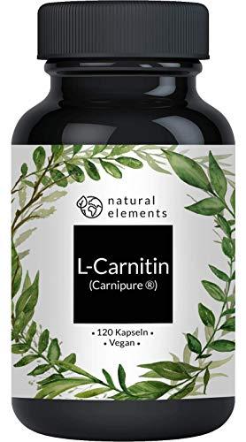 L-Carnitin 3000 - Premium: Carnipure® von Lonza -...