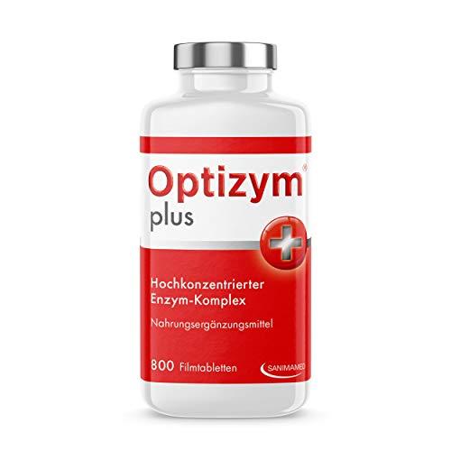 OPTIZYM plus Enzym-Komplex I 6-fach Enzyme in...