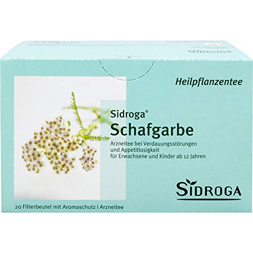 SIDROGA Schafgarbe 20X1.5 g