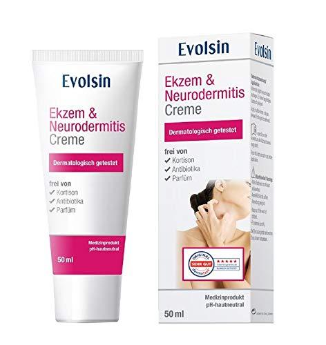 VERGLEICHSIEGER: Evolsin® Ekzem & Neurodermitis...