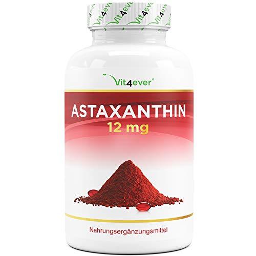 Astaxanthin 12 mg Depot - 150 Softgel Kapseln (10...