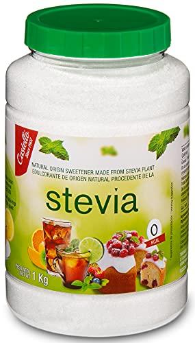 Stevia und Erythrit Kristallzucker 1:1 - 100%...