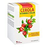 CEROLA Vitamin-C-Taler, 96 St. Lutschtabletten