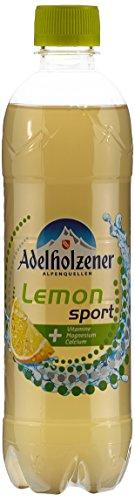 Adelholzener Lemon Sport, 18er Pack, EINWEG (18 x...