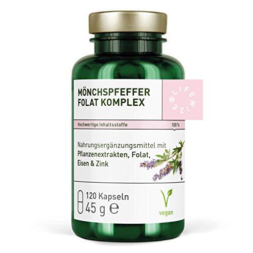 LifeWize® Mönchspfeffer Kapseln Hochdosiert +...