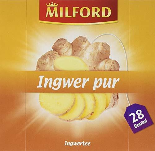 Milford Ingwer pur 28 x 2.00 g, 6er Pack (6 x 56...