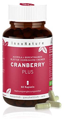 Natürliche Cranberry Plus Kapseln. Hochdosierter...