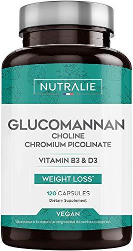 Glucomannan Konjak | Hilft Gewicht zu verlieren...