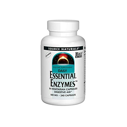Source Naturals Daily Essential Enzymes (tägliche...