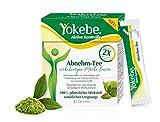 Yokebe Abnehm-Tee (100 % pflanzlicher Wirkstoff, fettbindend, zum Abnehmen und zur Gewichtskontrolle, mit hochwertigem Matcha-Grüntee) 30 Sticks