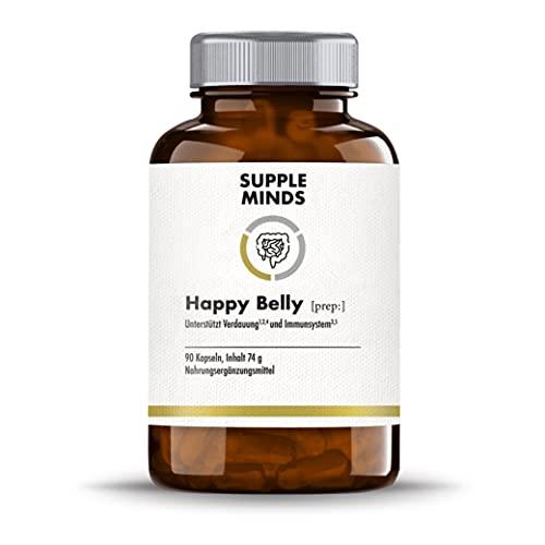 Suppleminds Happy Belly | Kulturen-Komplex mit 18...
