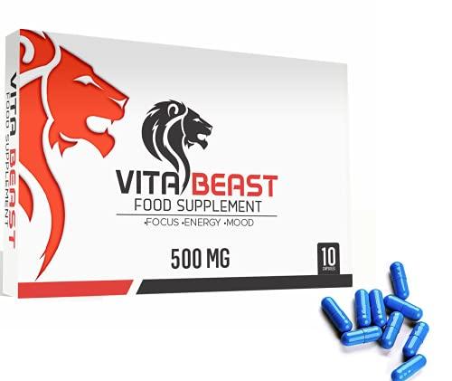Vita Beast - Super Kraftvolles - Langanhaltende...