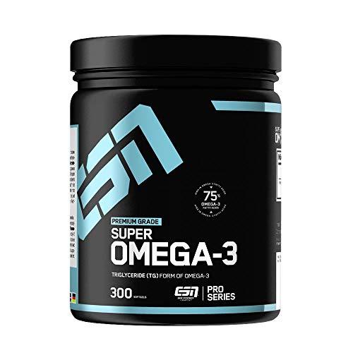 ESN Super Omega 3, 300 Kapseln