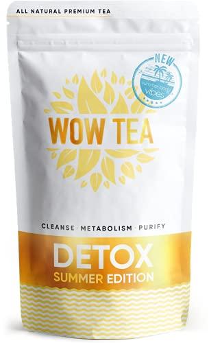 WOW TEA - 24 Stunden - Schnell wirkender Detox Tee...