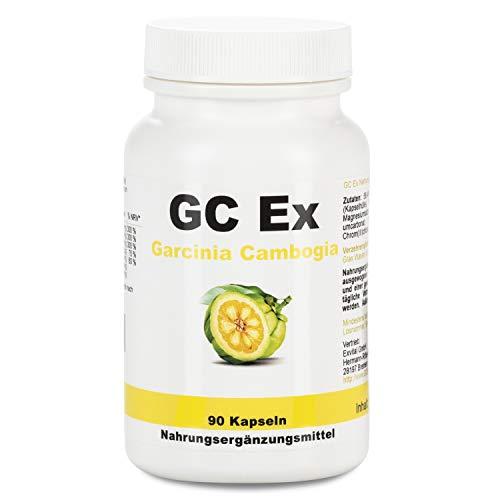 GC Ex, 1500 mg Garcinia Cambogia Extrakt, 90...