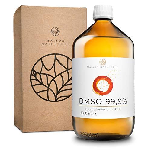 MAISON NATURELLE ® DMSO (1000 ml) – 99,9%...