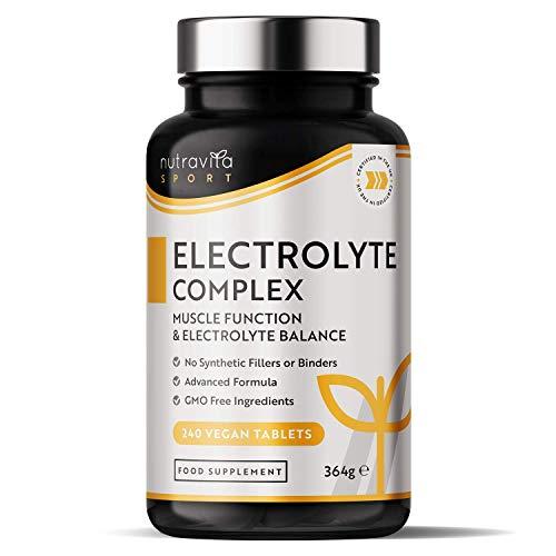 Elektrolytkomplex - Hochwirksame Tabletten mit...
